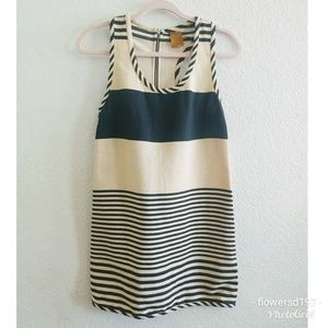 Ali Ro Striped Dress Size 2